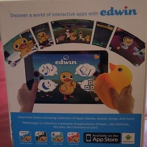 Edwin  the App connected Smart Duck